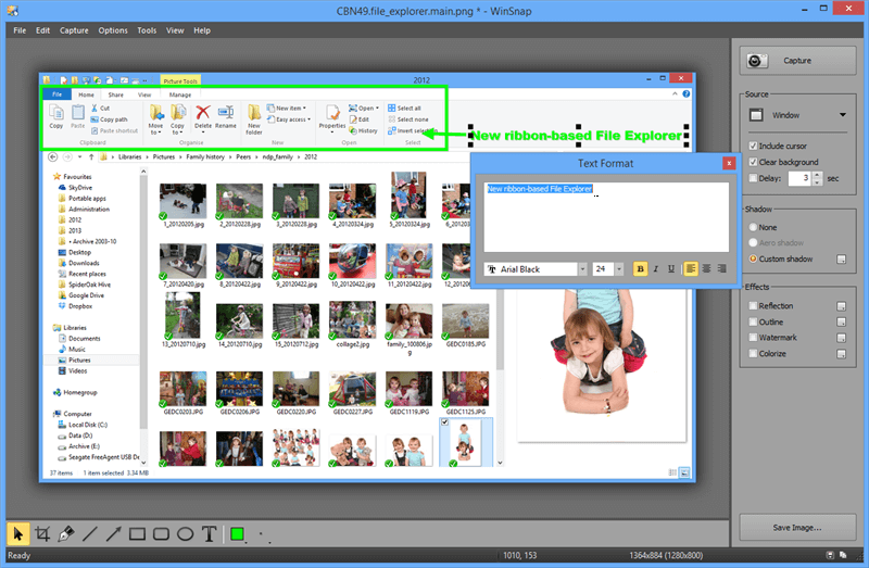 WinSnap 5.2.0 Download