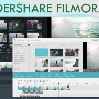 Wondershare Filmora 9.3 Crack Plus Activation key Download