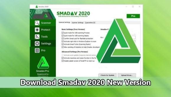 Smadav Pro 2020 license key