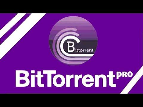 BitTorrent Pro Crack 7.10.5 Build 45785 Latest Download 2020