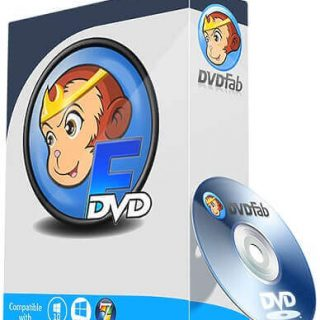 DVDFab Crack 12.0.0.4 + License Keys With Keygen
