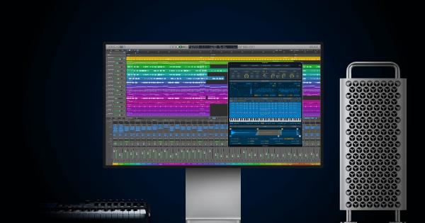 Logic Pro X 10.6 Crack With Serial Key Full Version