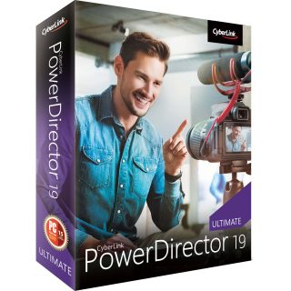 CyberLink PowerDirector Ultimate Crack Download