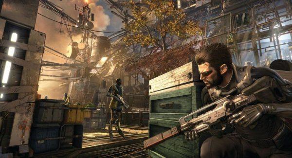 Deus Ex: Mankind Divided Crack For [Win & Mac] Download