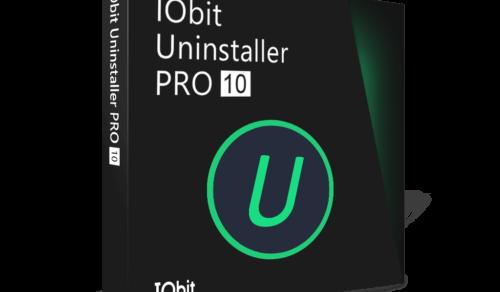 IObit Uninstaller Pro 10.1.0.21 Crack & Serial Keys Download