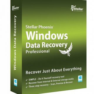 Stellar Phoenix Data Recovery Pro Crack Latest Download