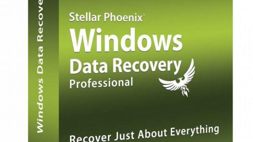 Stellar Phoenix Data Recovery Pro Crack Latest Download