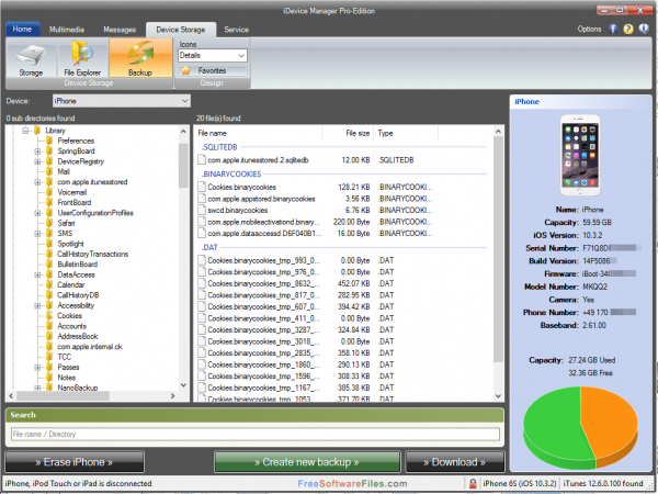 iDevice Manager Pro Crack 10.5.0.0 Full Version Download