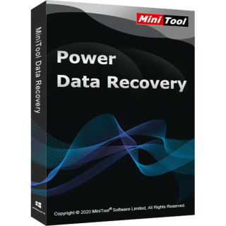 MiniTool Power Data Recovery 9.1 Crack + Serial Key Download