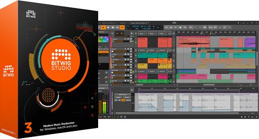 Bitwig Studio Crack & License Key 2021 LifeTime Download