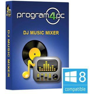Program4Pc DJ Music Mixer 8.5 Crack Download [Latest]