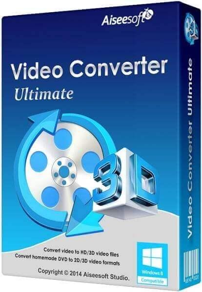 Aiseesoft Video Converter Ultimate