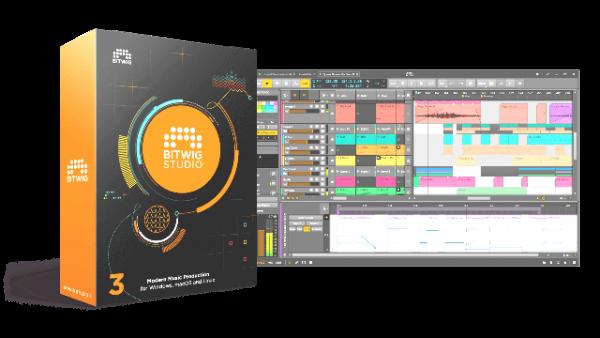 Bitwig Studio 3.3.3 Crack