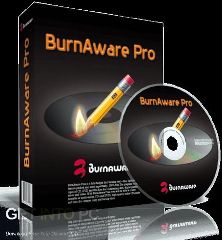 Burnaware Professional + Premium 14.1 Crack Download