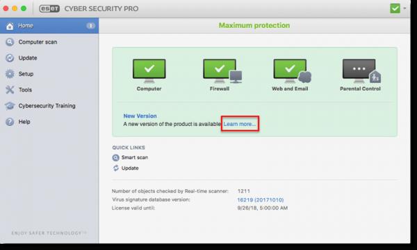 ESET Cyber Security Pro Crack 6.10.475.1 License Key