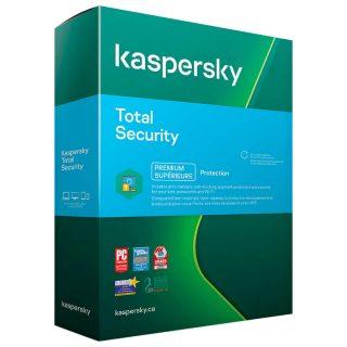 Kaspersky Total Security Crack 2021 Activation Keys Download