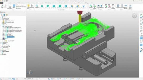Autodesk PowerMill Crack