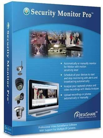 Security Monitor Pro 6.06 Crack & Keygen Download