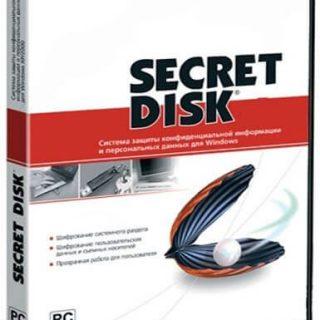 Secret Disk Pro Crack