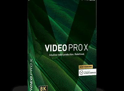 MAGIX Video Pro X12 v18.0.1.94 Crack Download