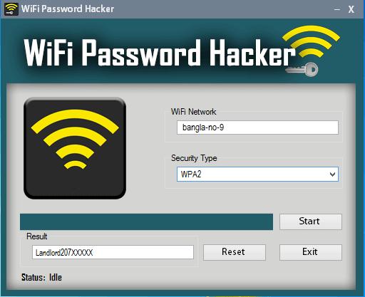 WiFi Password Hacker (Updated) 2021 Crack