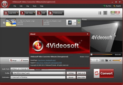 4Videosoft Video Converter Ultimate Download