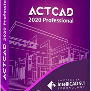 ActCAD Professional v9.2.270 Crack