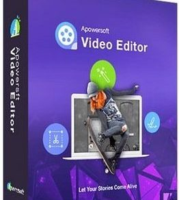 ApowerEdit Video Editor Pro 1.6.9.9 Crack