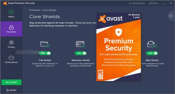 Avast Premium Security 21.3.2459 Crack