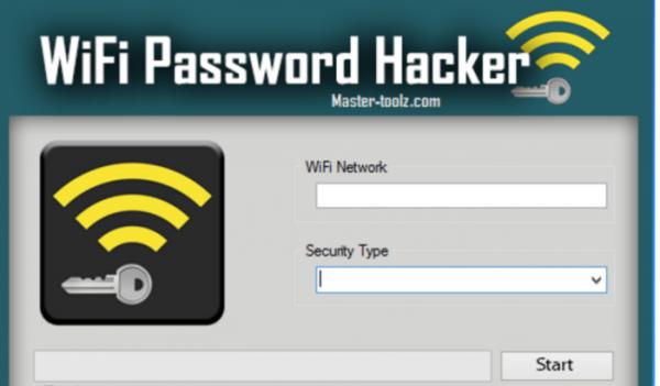 WiFi Password Hacker