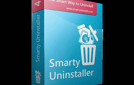 Smarty Uninstaller 4.9.6 Crack