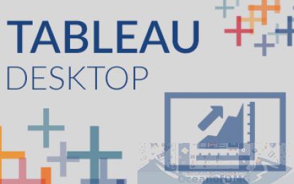 Tableau Desktop 2021.1.0