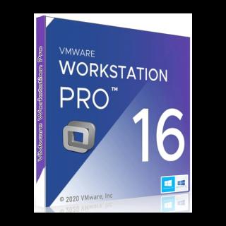 VMware Workstation Pro 16 Crack