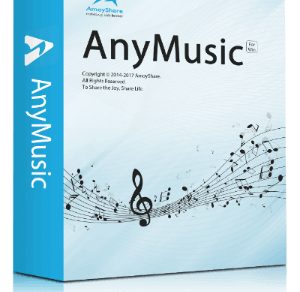 AnyMusic 9.3.3 Crack And Serial Keys