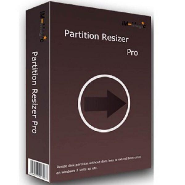 IM-Magic Partition Resizer 3.7.0.0 Crack