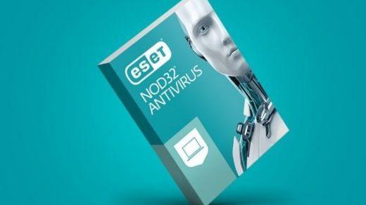 ESET NOD32 Antivirus 14.1.19.0 Crack & License Key