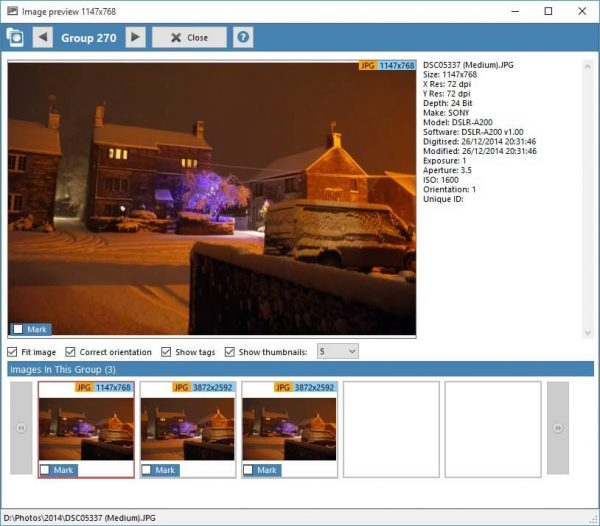 Duplicate Photo Cleaner 5.21.0