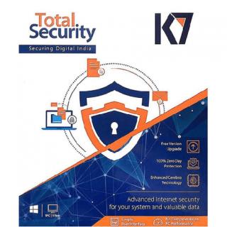 K7 Total Security V16.0.0456 Crack & Serial Key Download