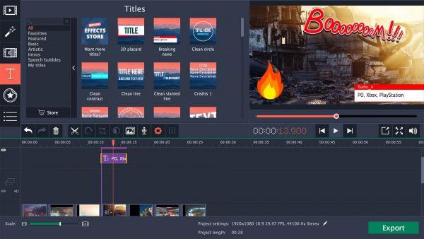 Movavi Video Editor 21.2.1 Crack