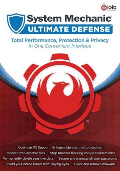 System Mechanic Ultimate Defence 21.0.1.46 Crack & Activation Key 2021