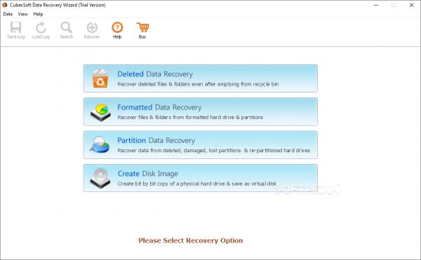 CubexSoft Data Recovery Wizard Crack v4.0