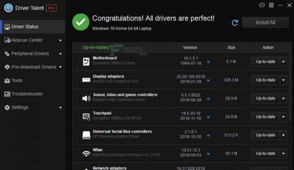 Driver Talent Pro 8.0.1.8 Crack & Activation Code