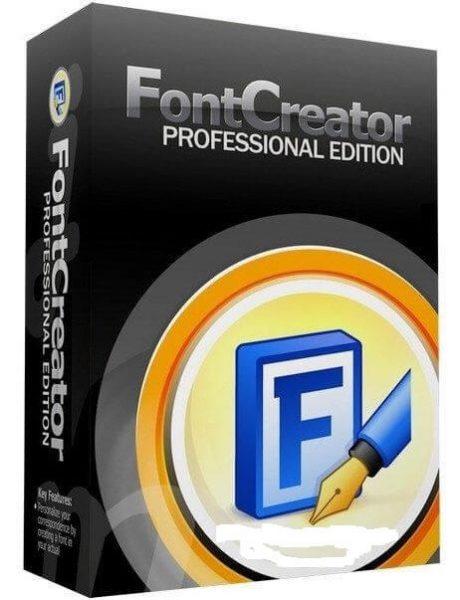 FontCreator Pro 13.0.0.2683 Crack