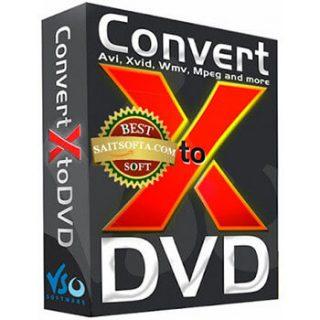VSO ConvertXtoDVD 7.0.0.69 Crack Serial Key Latest Download