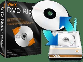 WinX DVD Ripper Platinum 8.20.6 Crack Latest