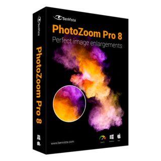 Benvista PhotoZoom 8.0.7 Crack Unlock Code Latest Download