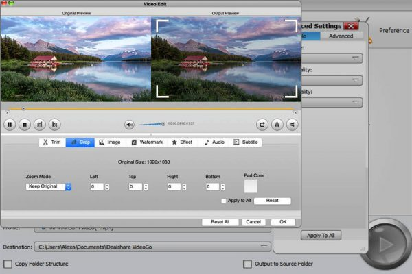 IDEALSHARE VIDEOGO Crack 7.1.1.7235