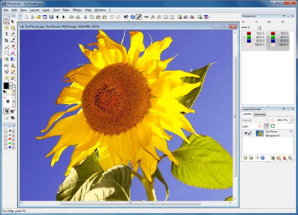 PhotoLine 25.01 Crack & Product Key Free