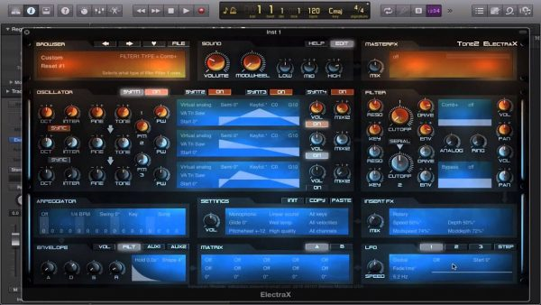 By Tone2- ElectraX VST Crack