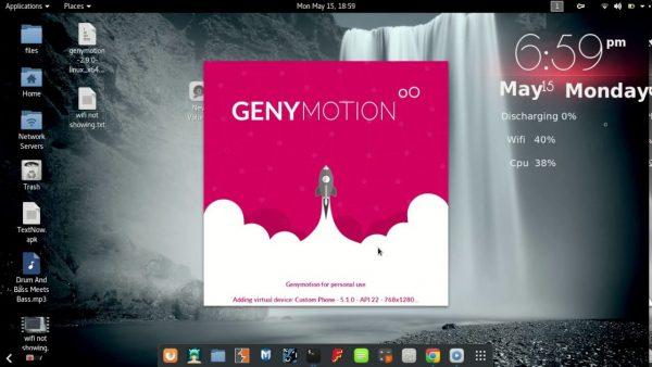 Genymotion 3.2.0 Crack